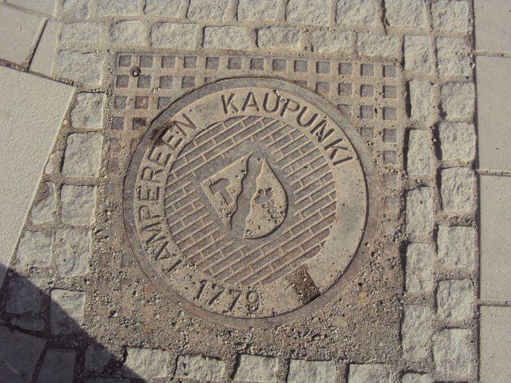 Tampereen kaupunki 1779, Tampere, Finland, 2014.