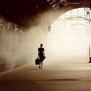 Notas Borradas.: Partida ou chegada...