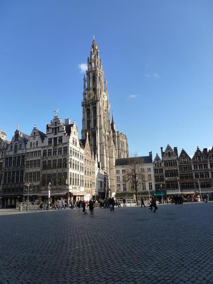 Liebfrauenkathedrale (Onze Lieve Vrouwekathedraal) Antwerpen