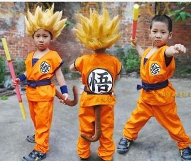 ==> [Free Shipping] Buy Best Dragon ball z costumes for Kids Cosplay suits cos GoKu Costume turtler satori Halloween Party supplies set anime clothing full s Online with LOWEST Price | 32794832841