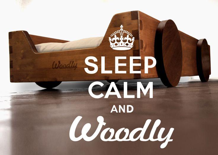 Sleep calm and Woodly ----- #montessori #floor #bed