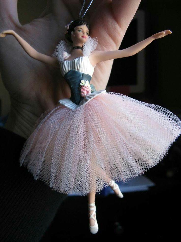 Ballerina barbie ballerina barbie n dolls pinterest - Barbie ballerine ...