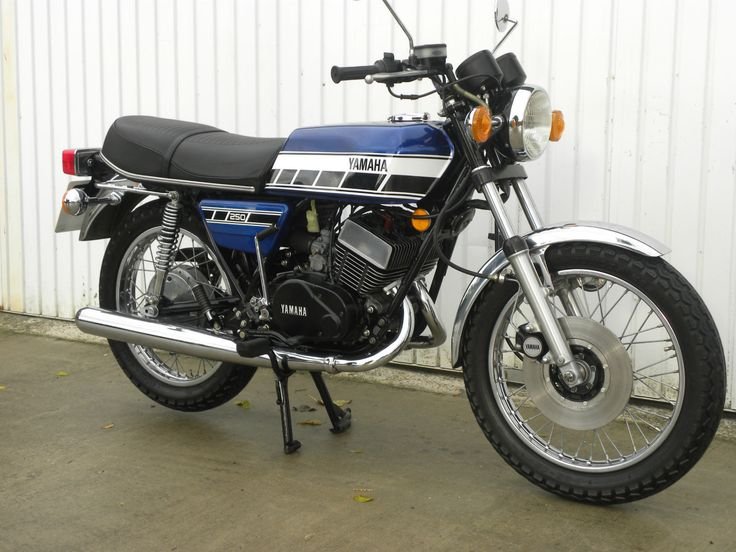 YAMAHA RD250C 1976 247cc MOT'd JANUARY 2014 | eBay