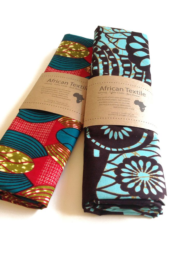 African Textile / Sarong – Dsenyo