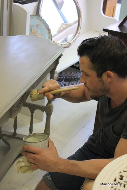 Absolutely Wonderful tips, clear and helpful!! Maison Decor: Chalk Paint® Tips