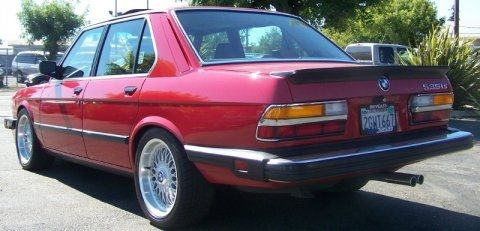 BMW E28 colors - Google Search