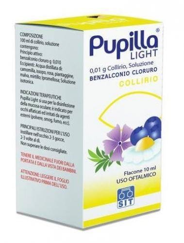 #Pupilla light 0.01% collirio principi attivi  ad Euro 4.70 in #Sit laboratorio farmac srl #Farmaci otc