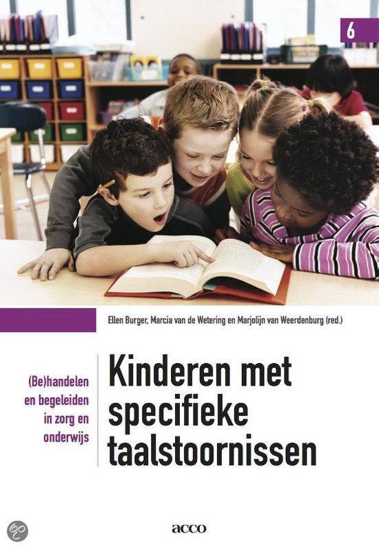 Kinderen met specifieke taalstoornissen (ook wel ESM genoemd) hebben zowel problemen in de communicatie als op andere ontwikkelingsgebieden....