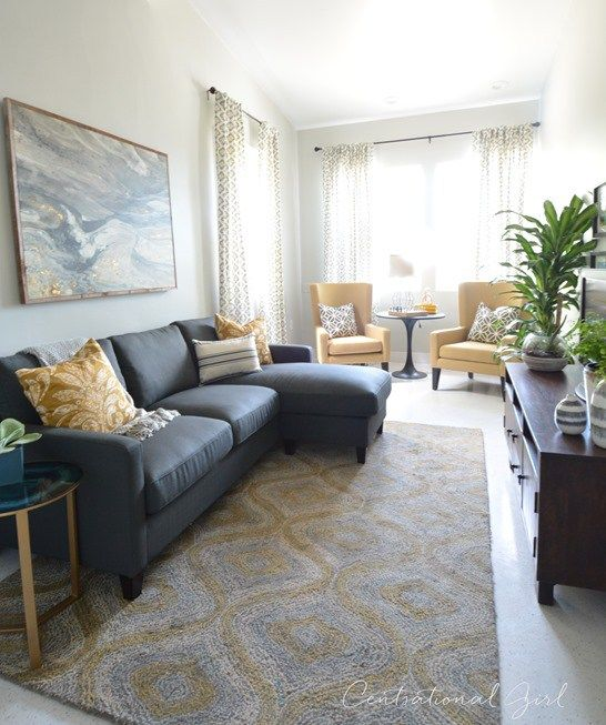 Fixer Upper Paint Color Green Mile Living Room Color