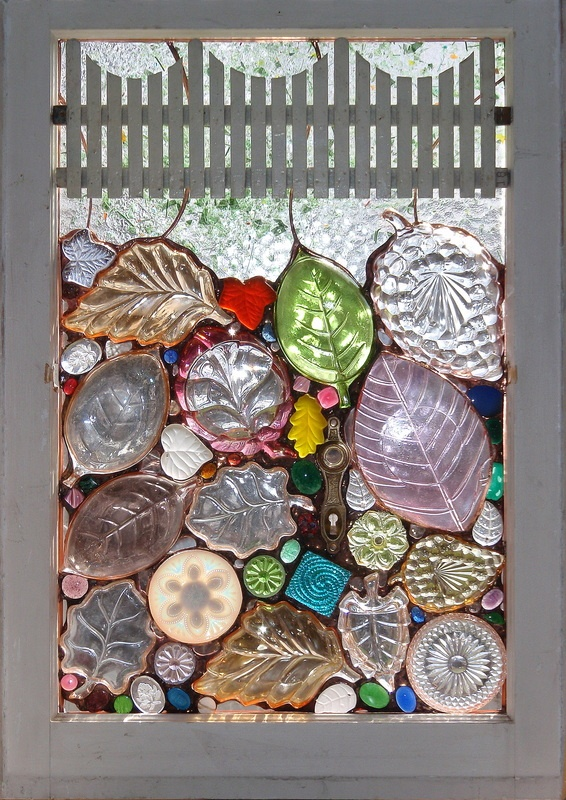 137 Best Glass Plate Mosaic Images On Pinterest Window