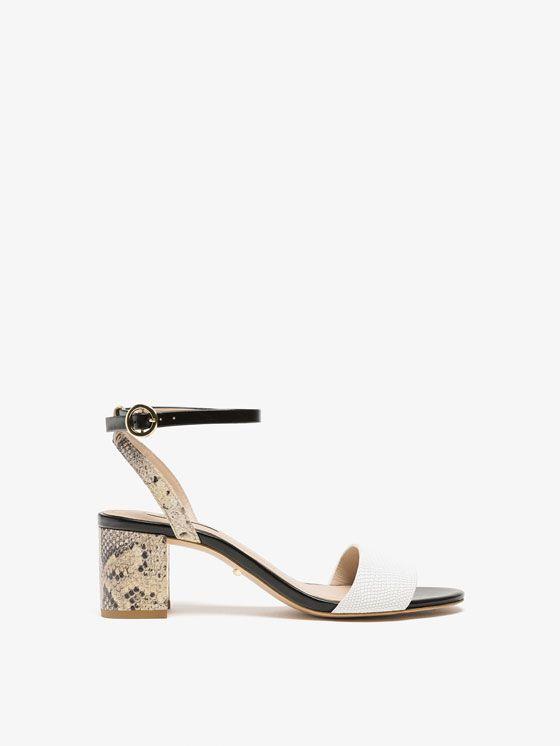 Sapatos de mulher | Avanço outono-inverno 2017 | Massimo Dutti