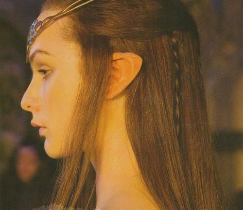 A Rivendel elf i wonder if this is the one that Killi winked at in Unexpected Journey extended edition