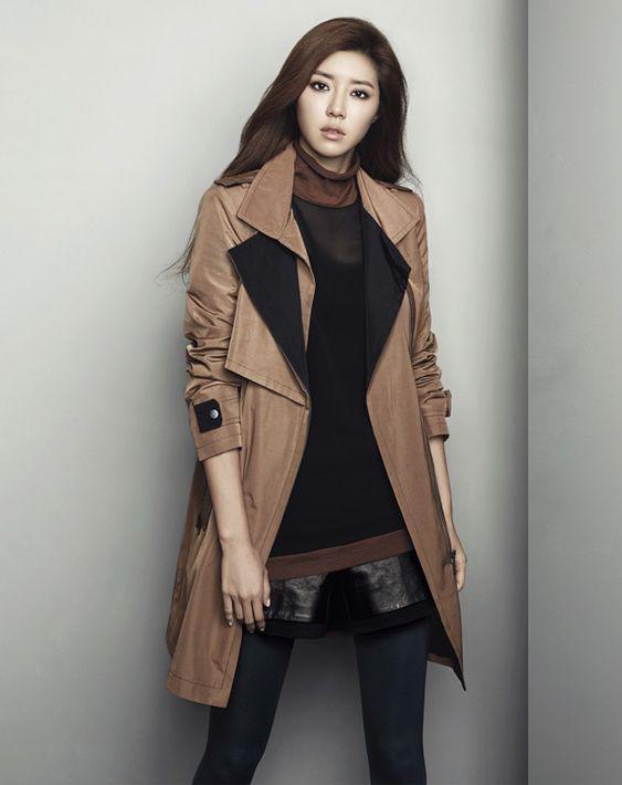 Park Han Byul for Blue Pepe (Fall 2013) #4!