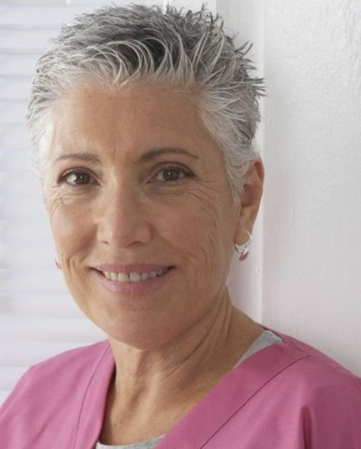 38 short hairstyle for older women to copy now very