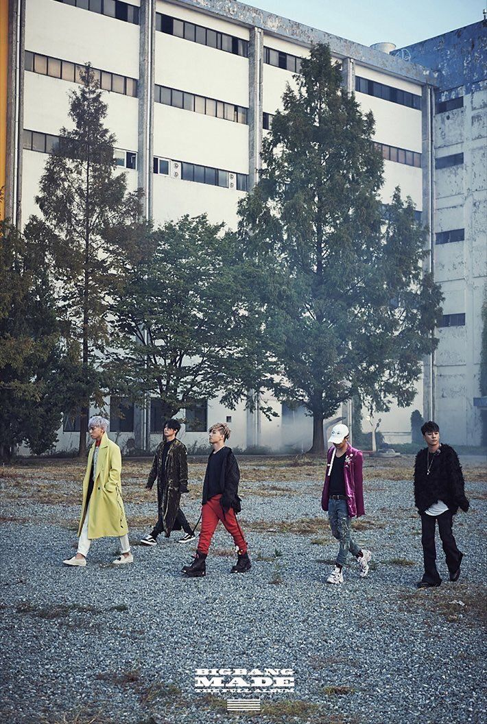 "More Promotional Pictures for ""MADE"" Full Album [PHOTO] - bigbangupdates"