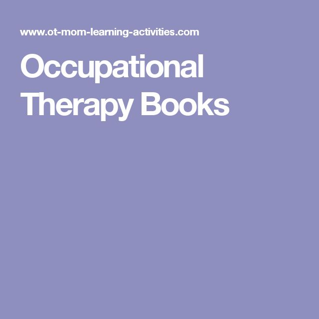 Occupational Therapy Books Occupational Therapy Ideas - occupational therapy assistant resume