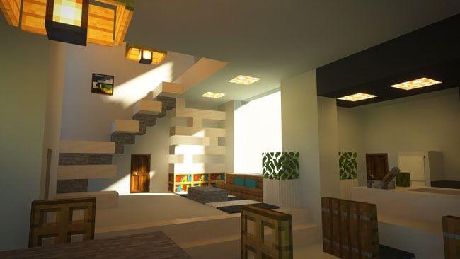 真っ白なモダンハウスの内装の作り方をご紹介します 真っ白の壁や床で清潔感がありながらシックな色を差し色に使っているので落ち着きのあるモダンな内装になっています 是非ご覧ください 2021 モダンハウス 家 内装 家