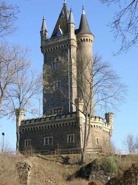Wilhelmsturm in Dillenburg erinnert an Wilhelm von Oranien