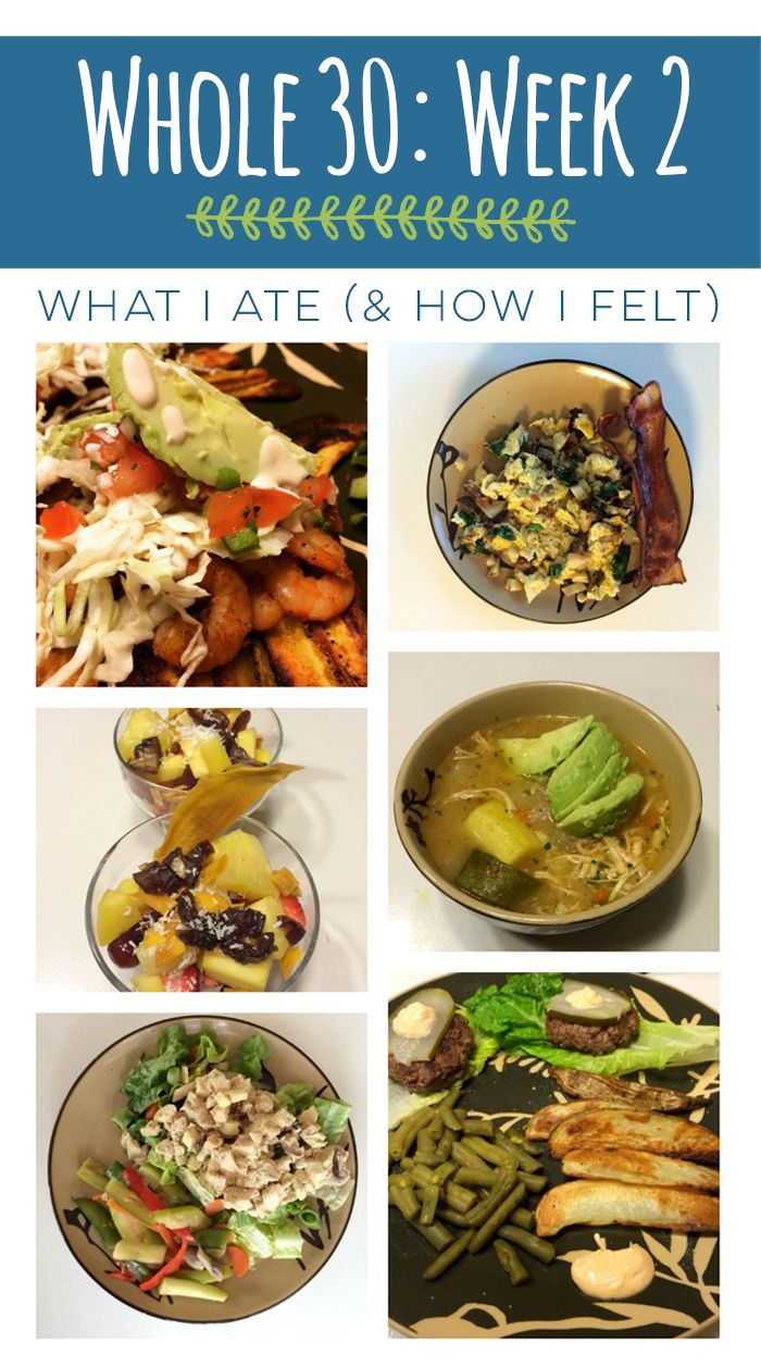 Whole 30 Week 2 Recap: Loose Pants and Clear Minds-  Plus Whole 30 recipes and tips