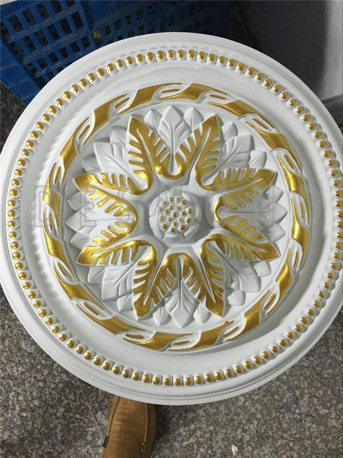 China Polyurethane Ceiling Rose Home Decor Suppliers And Manufacturers Wholesale Products Haining Brian Desmond