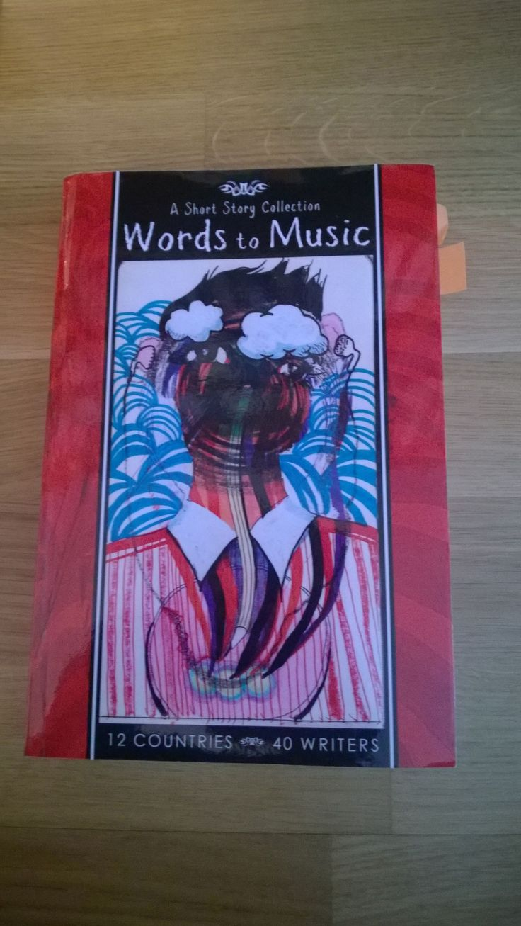 Words to Music was an interesting anthology. Forty authors contributed to this charity book, and we all were sent a song that we had to use as the inspiration in the story, I was sent two songs, and there are two of my stories here.