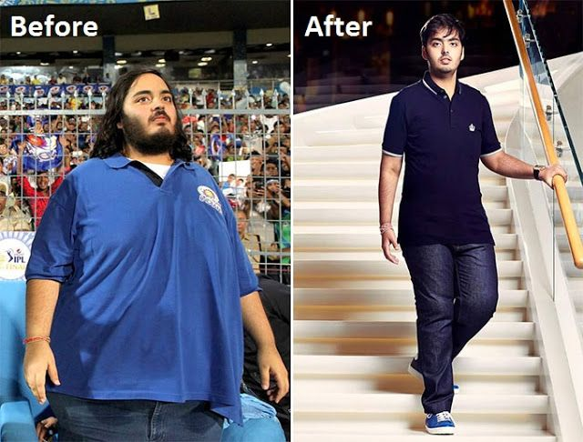 How Anant Ambani Lost 108 Kg in 18 Months.