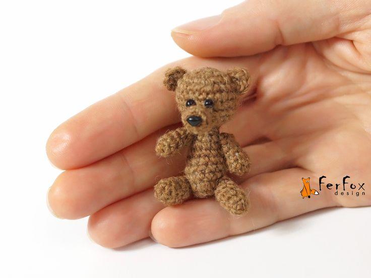 #teddy #miniature #bear