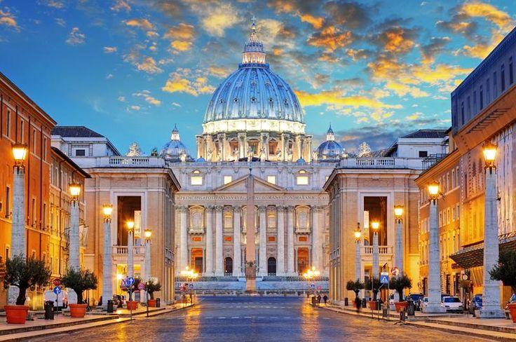 St. Peter Basilica in Rome