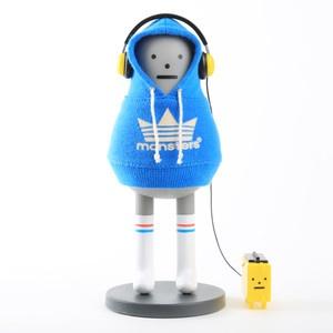Kibon + Walkmon Blue
