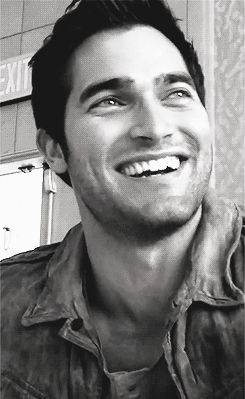 OK this is the most adorable man!! Just look at that smile!!