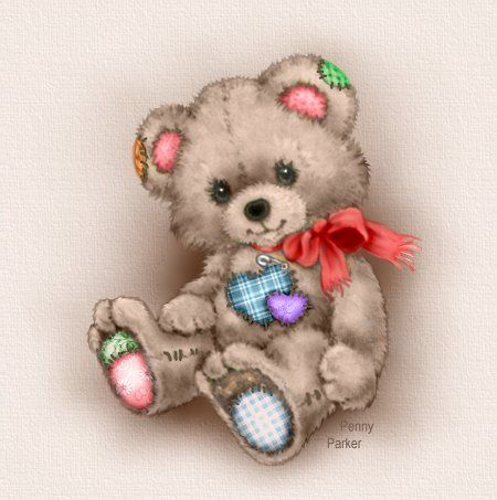 Penny's Place In Cyberspace ~ Teddy Bear's Lament ~