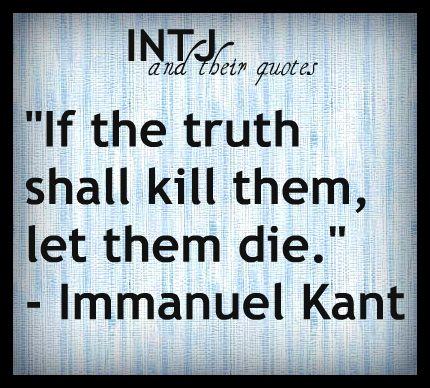 INTJ Quotes | Hahahaha wow....