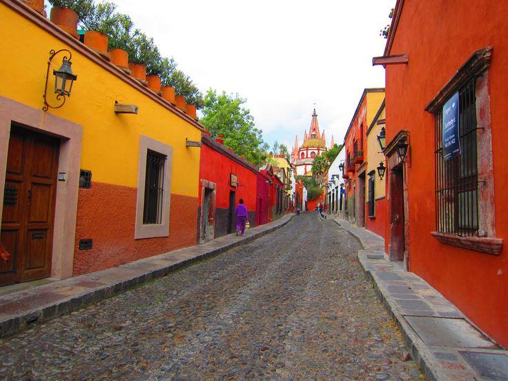 PHOTOS: The Streets of San Miguel de Allende