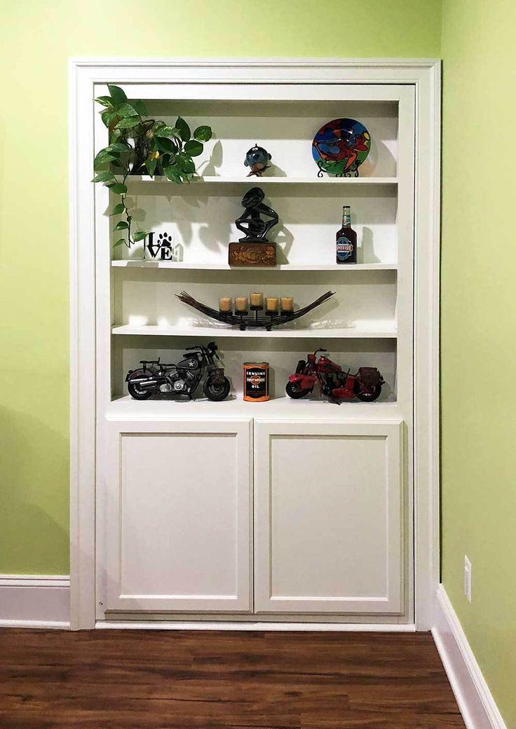 Gallery bookcase door murphy door bookcase
