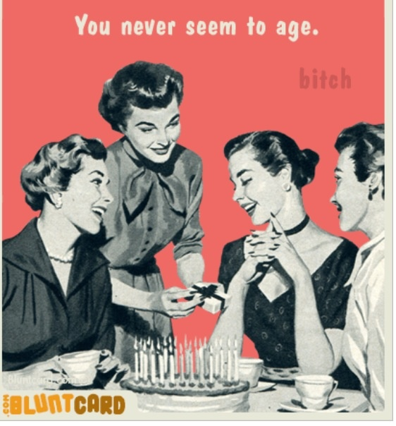 Happy Birthday Bluntcard 20 Best Images About Birthday On