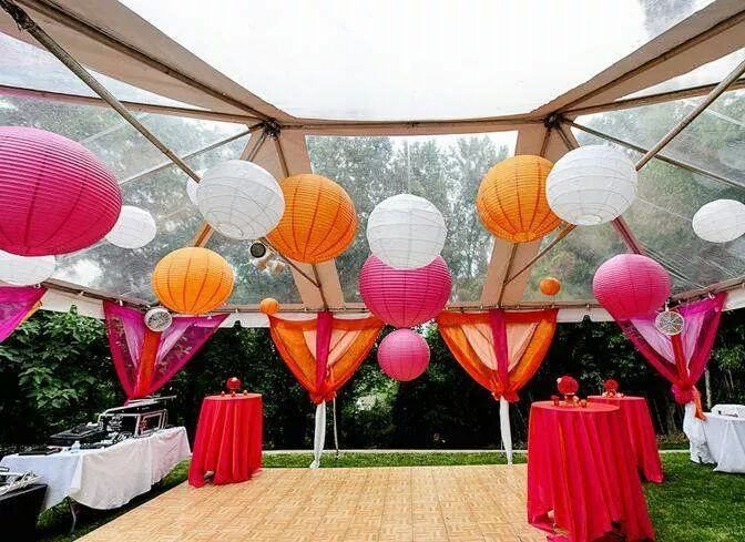 10 best wedding ideas images on pinterest wedding stuff wedding perfect sangeet mehndi and garba dcor for backyard hall and tent venue find this pin and more on wedding ideas by preetikrishna chinese lanterns junglespirit Choice Image