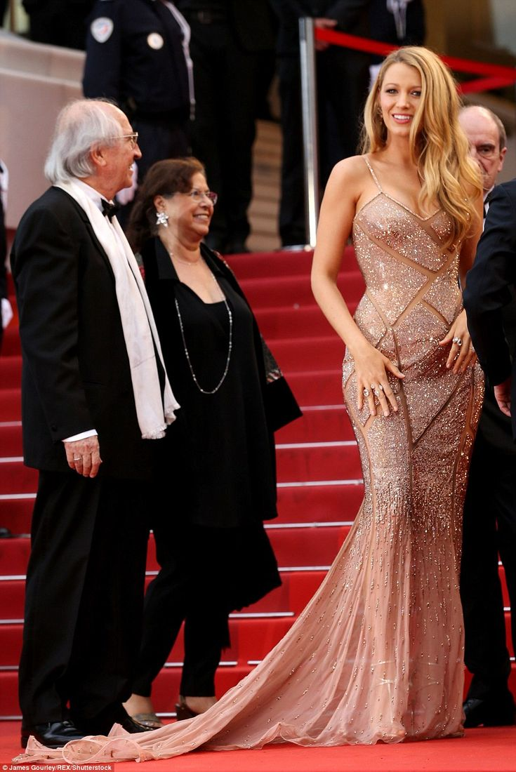 2016 Cannes Red Carpet