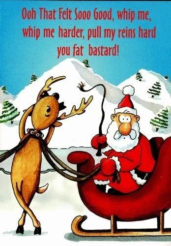 Bdsm christmas humor
