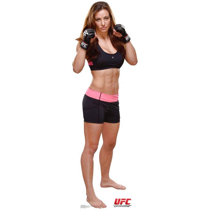 UFC Miesha Tate Fighter Cardboard Standup - $31.99