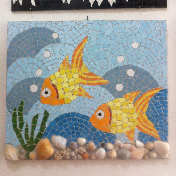 Peixes de Paraty by Claudia Pinto