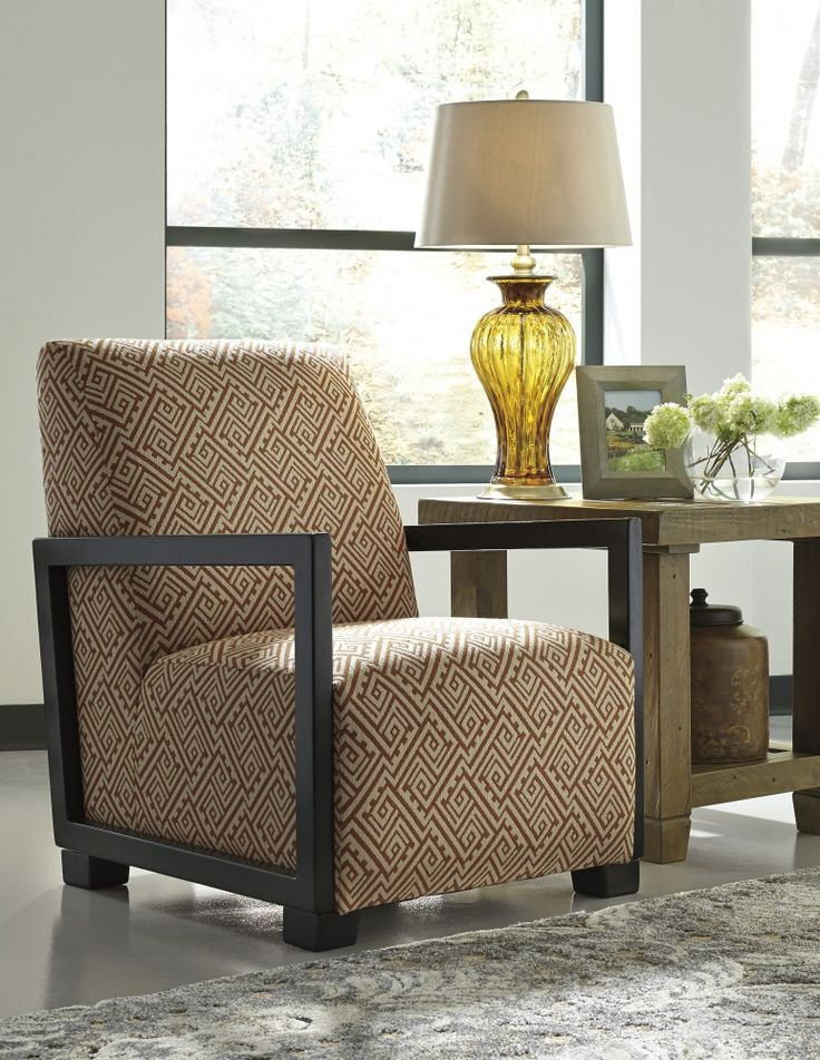 Leola   Slate   Accent Chair By Signature Design By Ashley. Get Your Leola    Slate   Accent Chair At Railway Freight Furniture, Albany GA Furniture  Store.