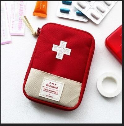 Portable Emergency Medical Kit Survival Bag