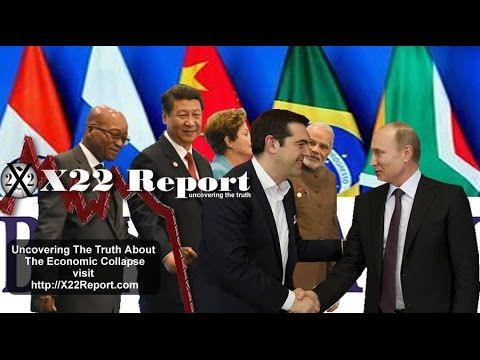 IMF Prepares For Greece Default, Russia And The BRICS Bank Ask Greece To...