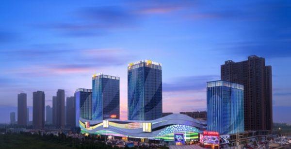 Suzhou Wuyue Plaza | Aristo LED