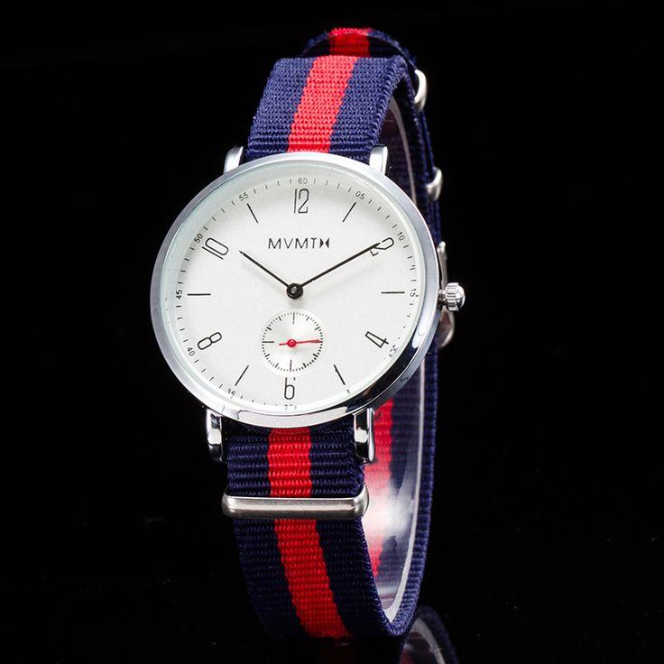 mvmt cuarzo del reloj nuevos hombres mujeres top de lujo marca de relojes analgicos relojes