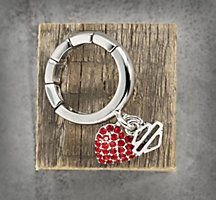 Women's Dangle Heart Earrings | Earrings | Official Harley-Davidson Online Store
