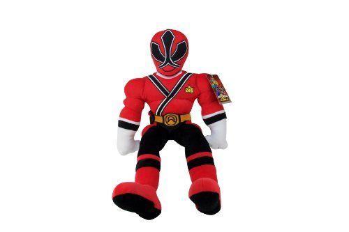 "25"" Power Rangers ""Super Samurai"" Red Ranger Pillowtime Pal, 2015 Amazon Top Rated Pillows #Home"