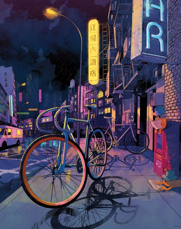 Ride Journal 8 by Shotopop, via Behance