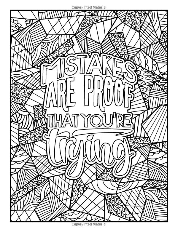Amazon.com: An Inspirational Colouring Book For Everyone ...