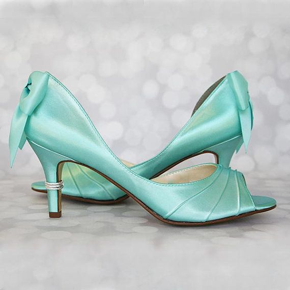 Wedding Shoes Aqua Wedding Shoes Blue Wedding Shoes